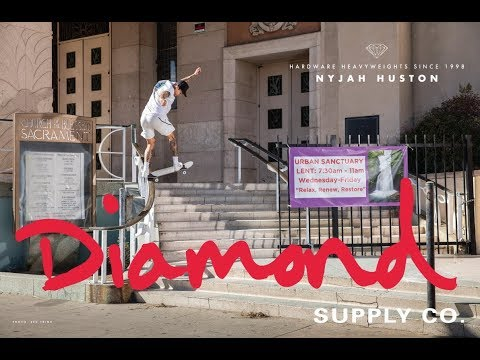 preview image for Nyjah Huston For Diamond Supply Co