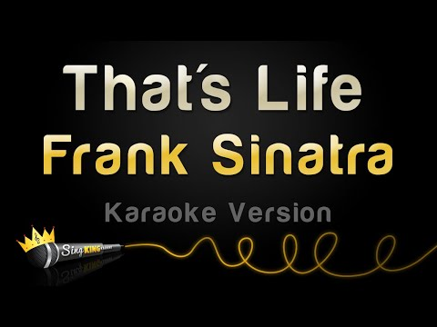 Download Frank Sinatra That S Life Karaoke Version Mp4 HD Video and MP3
