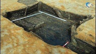 Древние новгородцы помешали завершению строительства современной мега трассы М-11