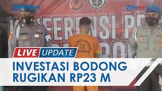 Oknum Guru Madrasah Jadi Otak Investasi Bodong di Bogor, Rugikan Korban hingga Rp23,4 M