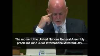 UN Proclaims June 30 as International Asteroid Day