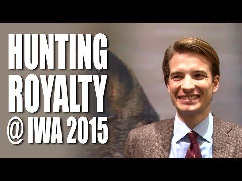 Hunting Royalty @ IWA 2015