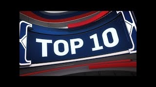 Check out the top 10 plays of the night featuring Ben Simmons, Giannis Antetokounmpo, Mario Hezonja, D'Angelo Russell, Lou Williams and more!  The Top 10 of the night in the NBA, tailored down to the very best plays. Tell us your favorites in the comments!  Subscribe to the NBA: http://bit.ly/2rCglzY  For news, stories, highlights and more, go to our official website at http://www.nba.com  Get NBA LEAGUE PASS: https://nba.app.link/e/yGbauuaHeU