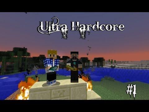 Ultra Hardcore #1 - Начало