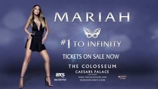 Mariah Carey Residency Teaser :15 Caesars Palace Las Vegas