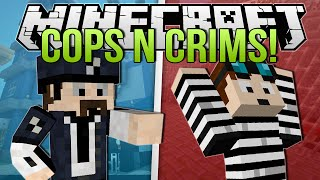 DEFUSE THE BOMB | Minecraft: Cops N Crims Minigame!