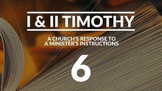 I & II Timothy - #6