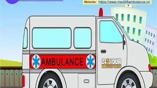 Medilift Ambulance Service in Patna and Purnia