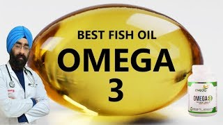 OMEGA 3 FISH OIL - Best Supplement - Benefit, side effects & Uses | Dr.Education (Hindi + Eng)