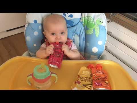 Video v článku Testovali jsme příkrmy Ella´s Kitchen a kaše a mléko Kendamil