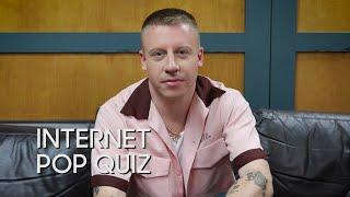 Internet Pop Quiz: Macklemore thumbnail