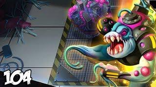 NUEVA CARRERA DEL GRAND PRIX CIBERPLAGA - Monster Legends #104