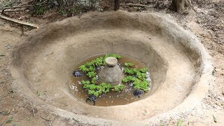 Building A Turtle Pond Part1