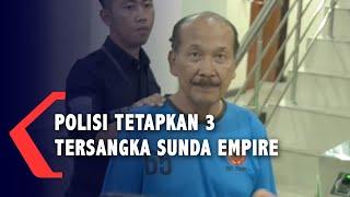 3 Petinggi Sunda Empire Rangga Sasana dkk Ditetapkan Tersangka