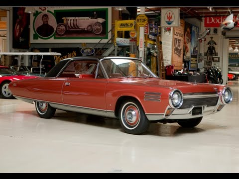 1963 Chrysler Turbine Ultimate Review