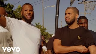 The Game - Drake de 100 pies (video musical oficial)