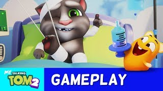 💊Doctor in the House - Five Funny Boo-boos in My Talking Tom 2