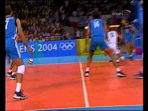 Preview video Brazil - Italy 29.08.2004 Olympic tournament final, Athens
