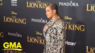 Beyonce Releases New Song 'Spirit' After Star Studded 'The Lion King' Premiere L GMA