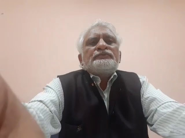 Dr. Ajay Gambhir, Hony. State Secretary DMA on COVID VACCINE-PART 2
