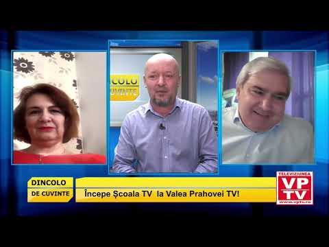 Începe ȘCOALA TV la VP-TV. Un proiect suținut de Inspectoratul Școlar Județean Prahova