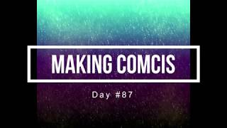 100 Days of Making Comics 87