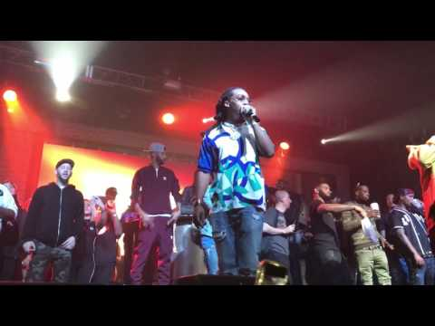 Migos - Call Casting (Live At Revolution Live In Fort Lauderdale On 1/14/2017)