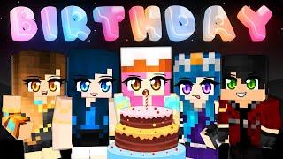 Rainbow's Minecraft BIRTHDAY PARTY!