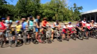 """Соревнования по велоспорту при поддержке ИБ """"Пятнашка"""""""
