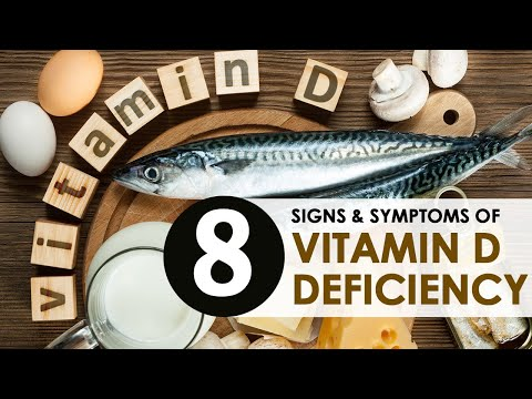 Signs and Symptoms of Vitamin D deficiency you must know | Healthfolks.com