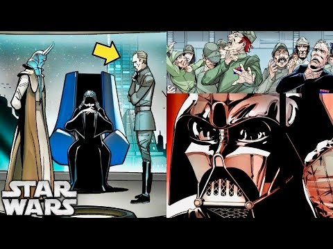 How Palpatine Protected Tarkin From Vader's Vengeance Against Elite Imperial Officers