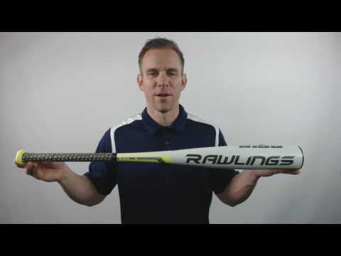 2017 Rawlings 5150 Senior League Baseball Bat: SL7534