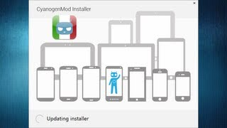 preview picture of video 'Prova su Nexus 10 del CyanogenMod Installer (Beta) [ITA]'