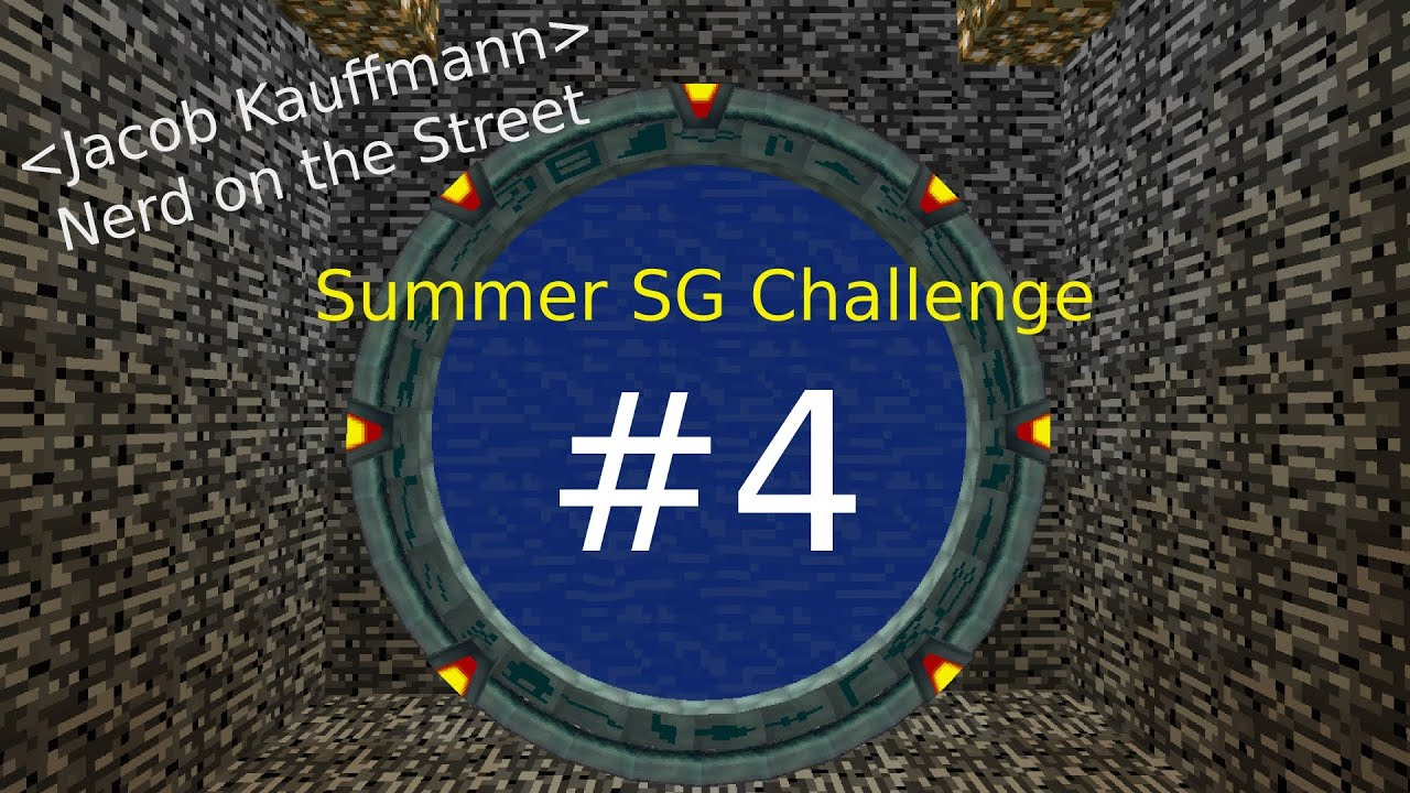 Episode 4 - Summer SG Challenge