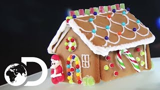 GINGERBREAD HOUSE | How Its Made