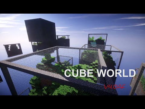 Cube world world generator 112x forge minecraft mod cube world world generator 112x forge gumiabroncs Gallery