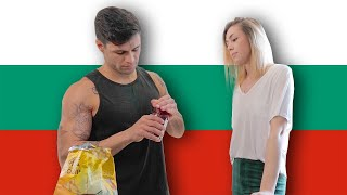 You Know You're Dating a Bulgarian Man When...