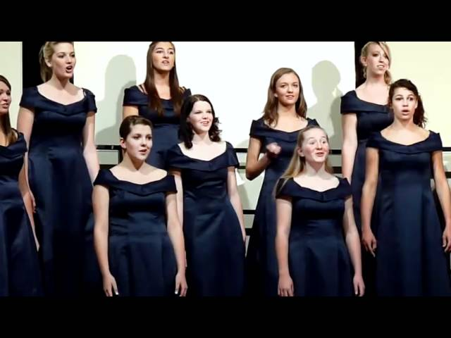 O Sapo - Cherry Creek High School Girls 21 - Brazilian Folksong, arr by Stephen Hatfield