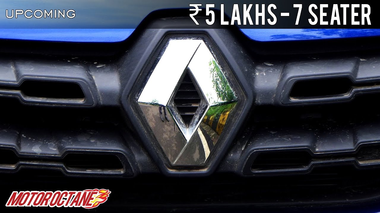 Motoroctane Youtube Video - Renault 7 Seater for Rs 5 lakhs | Hindi | MotorOctane