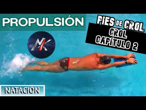 APRENDER A NADAR 1x04 (2/3): Patada de Crol