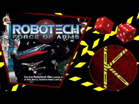 Robotech Force of Arms Review