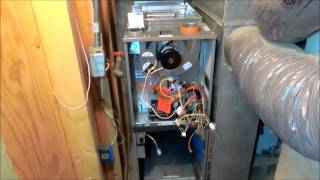 Gas Furnace Change Out How Its Done