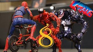 Spider Man Action Series episode 8 with Venom & Carnage