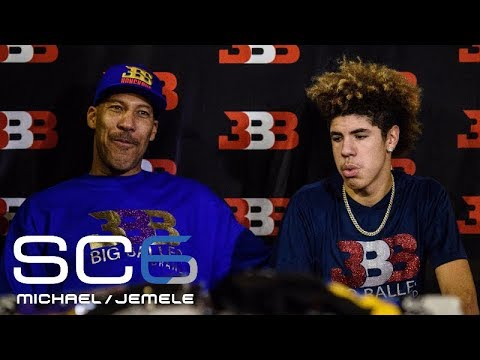 Still a chance the Ball brothers don't go overseas?   SC6   ESPN