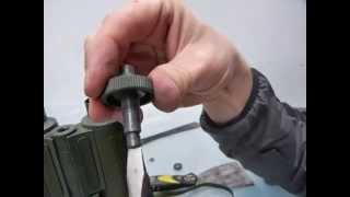 Binoculars repair. Twice.