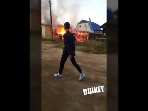 Видеофакт: В Якутске произошел сильный взрыв