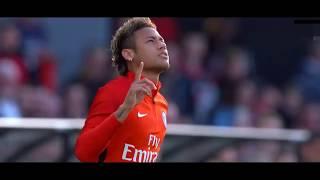 "Neymar Psg - ""Sube Las Manos Y Grita Gol"" 2017 HD"