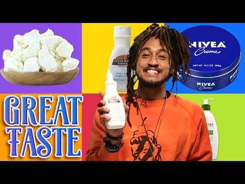 The Best Lotion | Great Taste