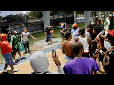 A Fight Broke Out. This City Has REAL Hoopers.