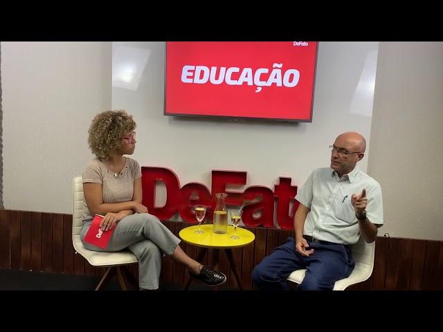 Imagem: José Gonçalves falou sobre as designações de alunos do Estado